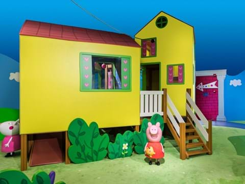 Peppa S Pig S Treehouse